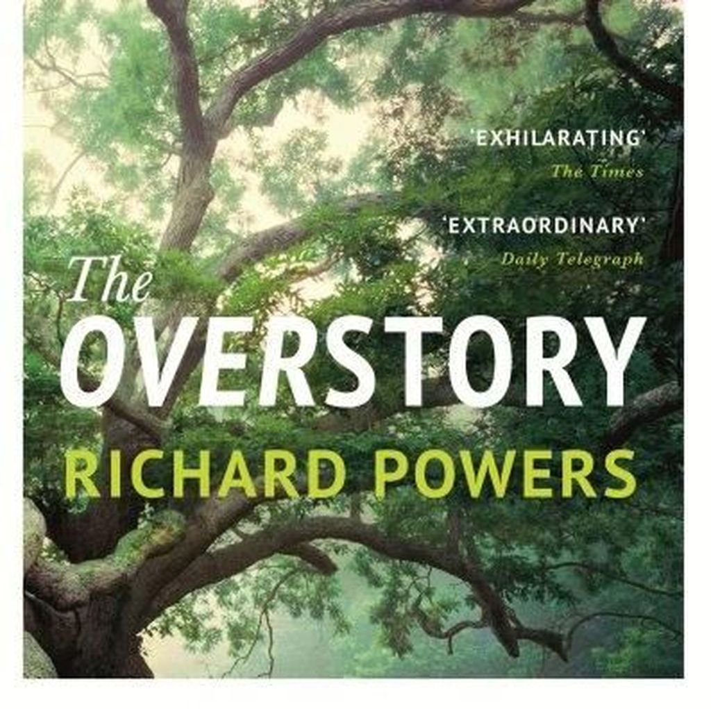 Novel The Overstory Raih Pulitzer Prize 2019