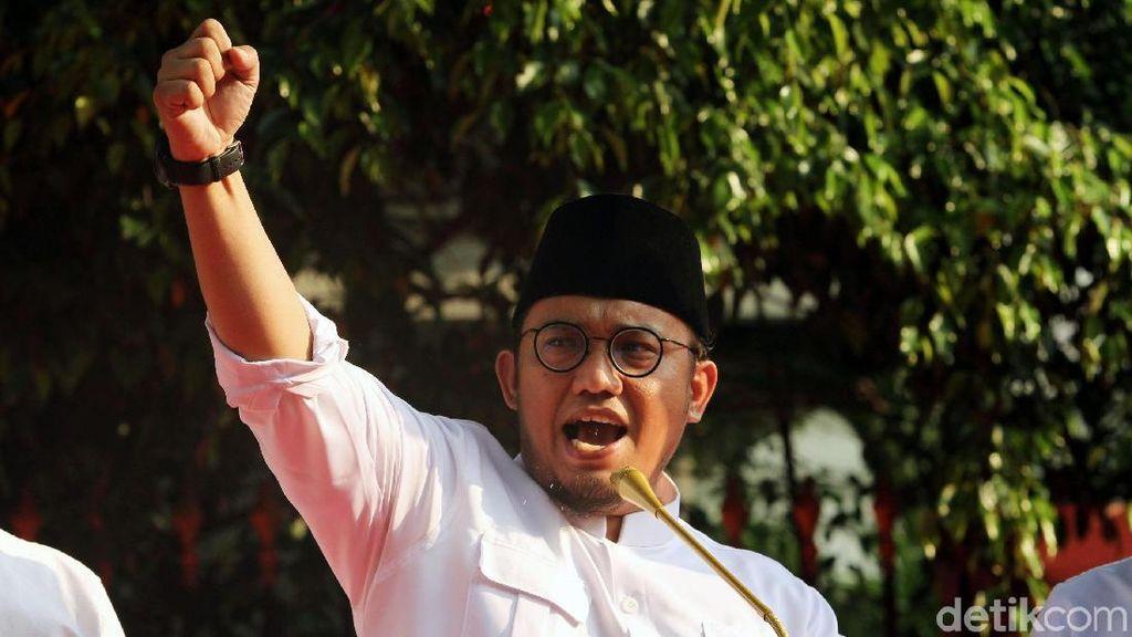 Dahnil: Kalau Jokowi Mau Ketemu Prabowo Nanti Diwakili Andre atau Priyo