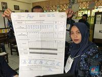Di TPS Jonan, Jokowi Unggul 100 Suara dari Prabowo