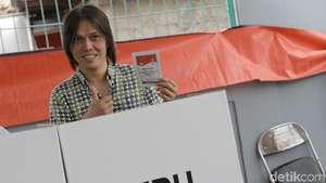 Once Tampil Memukau di Pensi SMU Makassar