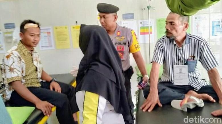 Sempat Kabur, Pelaku Pemukulan Pengawas TPS di Bondowoso Ditangkap
