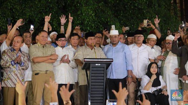 'Hilangnya' Sandiaga, Penyakit Cegukan, & Kemenangan Prabowo
