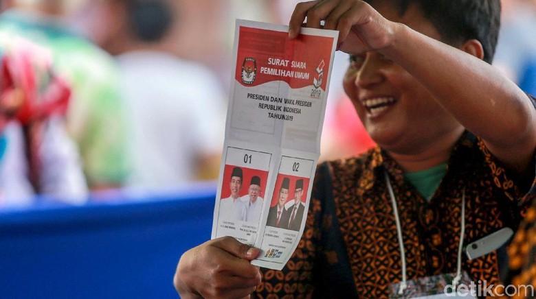 LSI Denny JA Klarifikasi Hasil QC Pilpres Sementara di Indosiar yang Viral