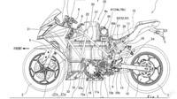 Kawasaki dikatakan tengah mempermak Kawasaki Ninja menjadi motor listrik. Foto: Pool (Drivespark)
