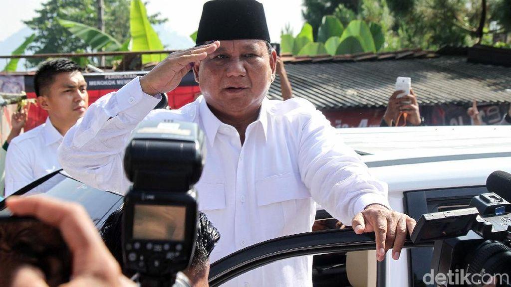 Prabowo Tolak Hasil Hitung KPU Bikin Investor Malas ke RI?