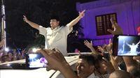 Prabowo tinggalkan kediaman Kertanegara