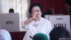 Megawati: Jangan Keluarkan Hasil yang Belum Resmi dari KPU