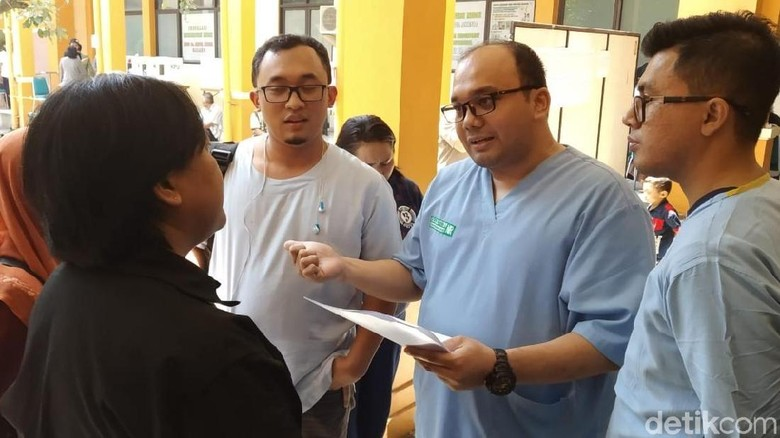 Ditolak Nyoblos, Dokter di RSSA Malang Protes