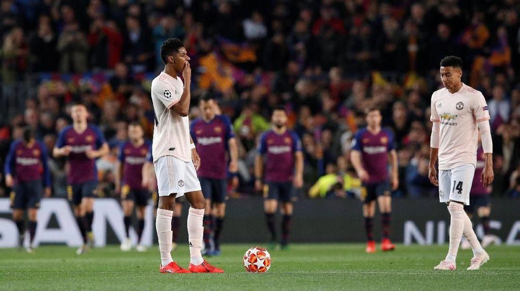 Man United Tersungkur di Kandang Barcelona