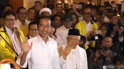 Inilah Video Pidato Kemenangan Jokowi