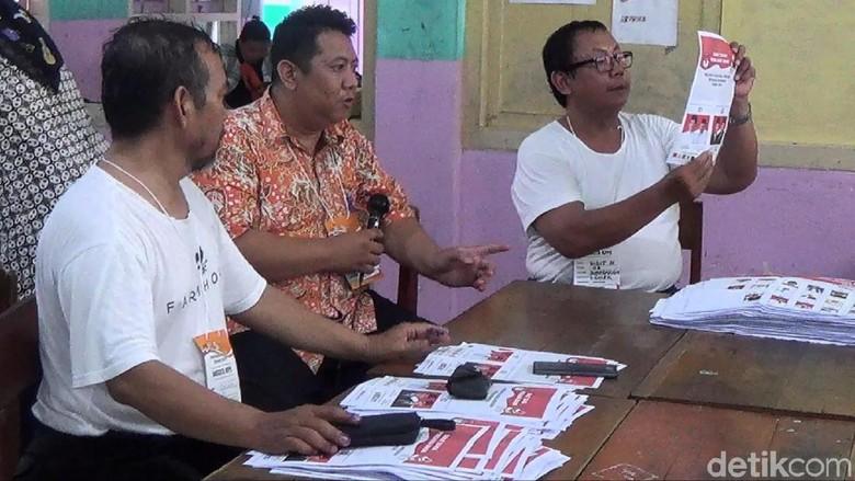 Jokowi-Maruf Amin Unggul di TPS Wagub Emil Dardak
