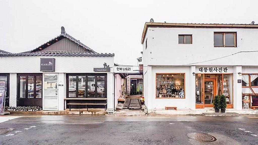 Foto: Jalanan Instagramable di Korea Selatan