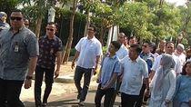 Nyoblos Bareng Istri, JK Optimistis Jokowi-Maruf Menang