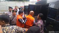 Pencoblosan di Rutan KPK: Ada Acungan Jempol, Ada Teriakan 'Prabowo!'