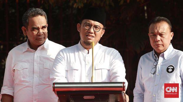 Prabowo Pilih Dengar Suara Rakyat Ketimbang Tempuh Jalur MK