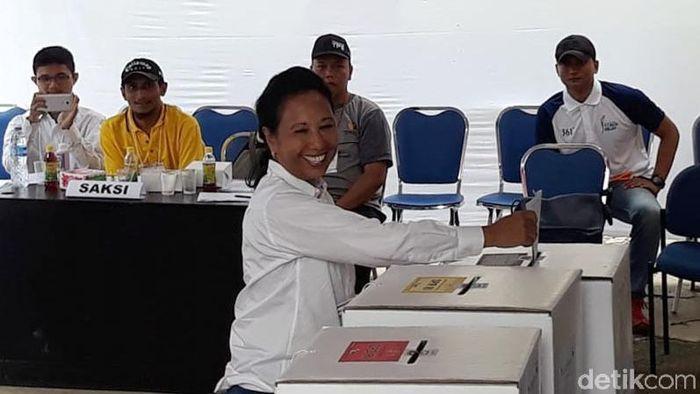 Menteri BUMN Rini Soemarno/Foto: Danang Sugianto