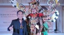 Presiden Jember Fashion Carnaval Meninggal, Para Puteri Indonesia Berduka
