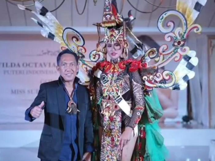 Presiden Jember Fashion Carnival Dynand Fariz meninggal dunia. Foto: Dok. Instagram @situngkirwilda