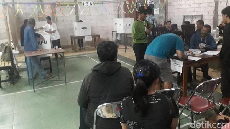 Pemilih A5 di Sleman Akhirnya Bisa Nyoblos