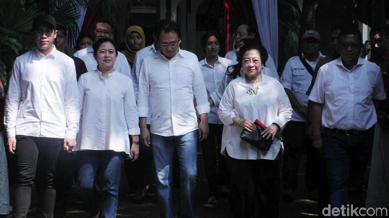 Jokowi Unggul di Quick Count, Megawati: Tunggu Hasil Resmi KPU