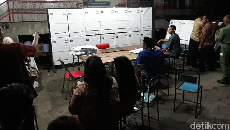 Prabowo Jawara di 2 TPS Kandang Menjangan