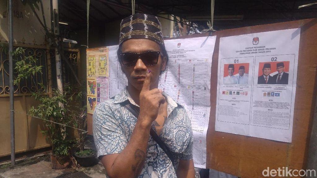 Hasil Quick Count Condong ke Jokowi, Kaka Belum Berani Prediksi Lebih Jauh
