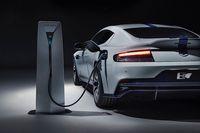 Mobil listrik Aston Martin Rapide E