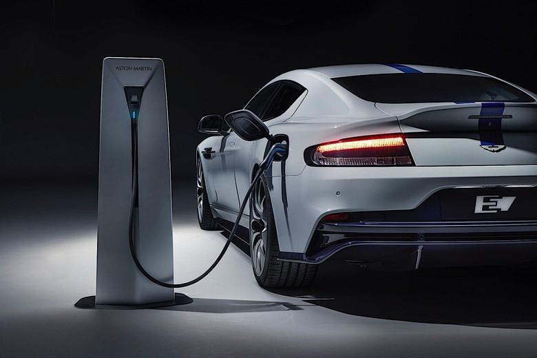 Mobil listrik. Foto: Pool (carscoops)