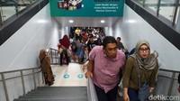 Jumlah Penumpang MRT Cetak Rekor (Lagi) Imbas Demo Mahasiswa