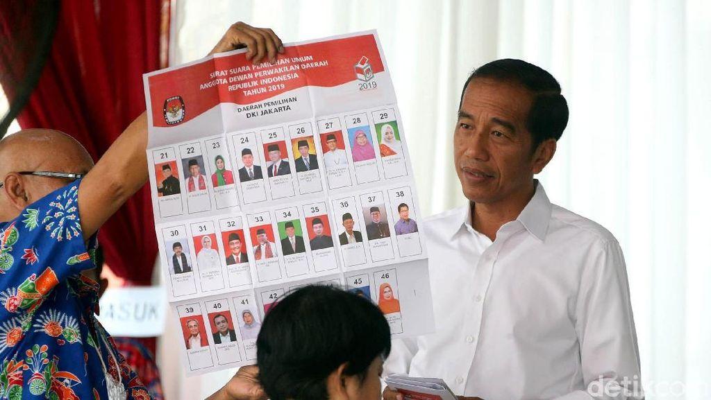 Tak Hanya Indonesia, #Pemilu2019 Juga Trending Topic Twitter Dunia