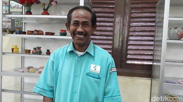 I Wayan Suardana, pendamping ODGJ
