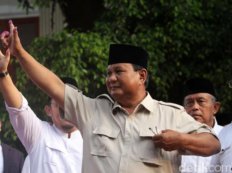 Prabowo Menang Telak di Kampoeng Jokowi Garut