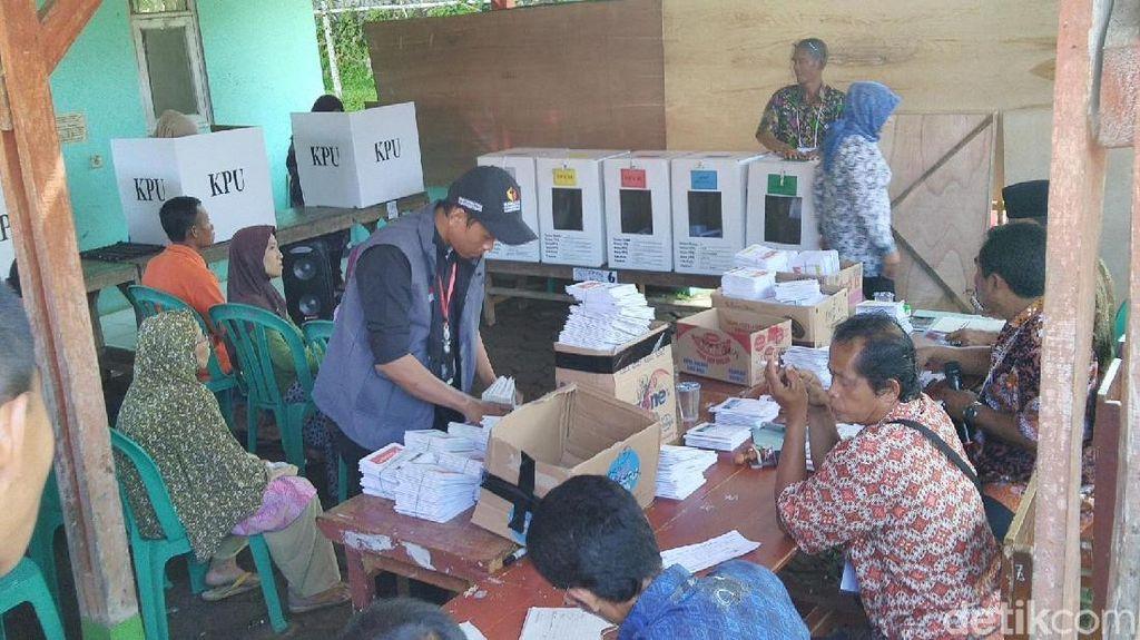 Pemilu di Ciamis Diwarnai Surat Suara DPRD Tertukar Dapil