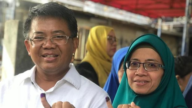 Live Report Pemilu 2019: Mantap Memilih!