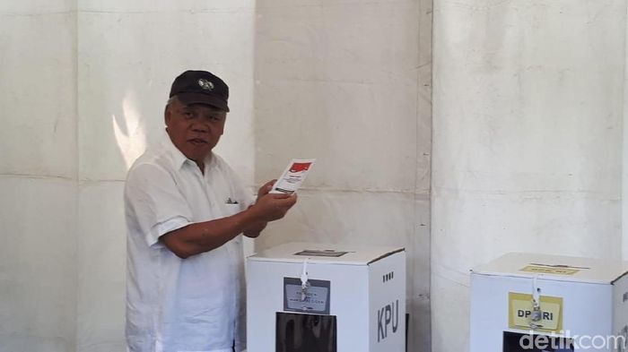 Menteri PUPR Basuki Hadimuljono/Foto: Eduardo Simorangkir
