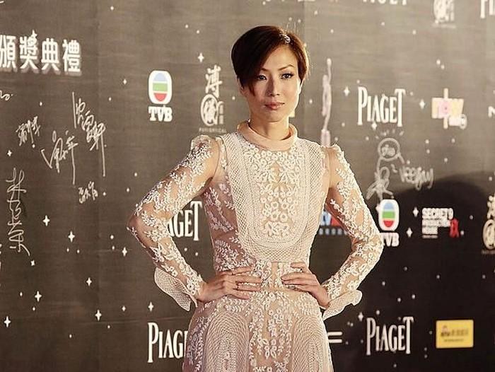 Superstar Hong Kong Sammi Cheng tanggapi video intim perselingkuhan suaminya. Foto: Getty Images