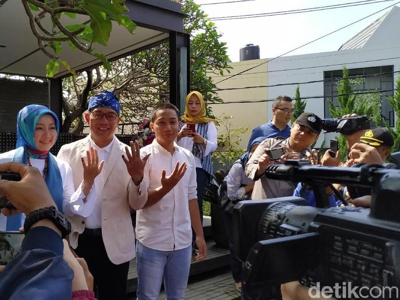 Untuk Presiden Terpilih, Ridwan Kamil: Jangan Lupa Rakyat Jabar