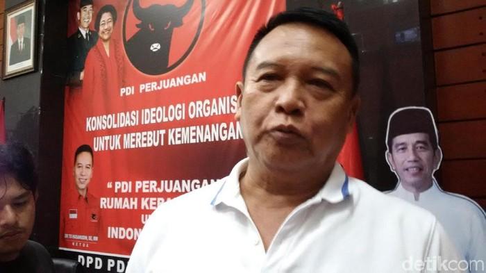 Ketua PDIP Jawa Barat TB Hasanudin