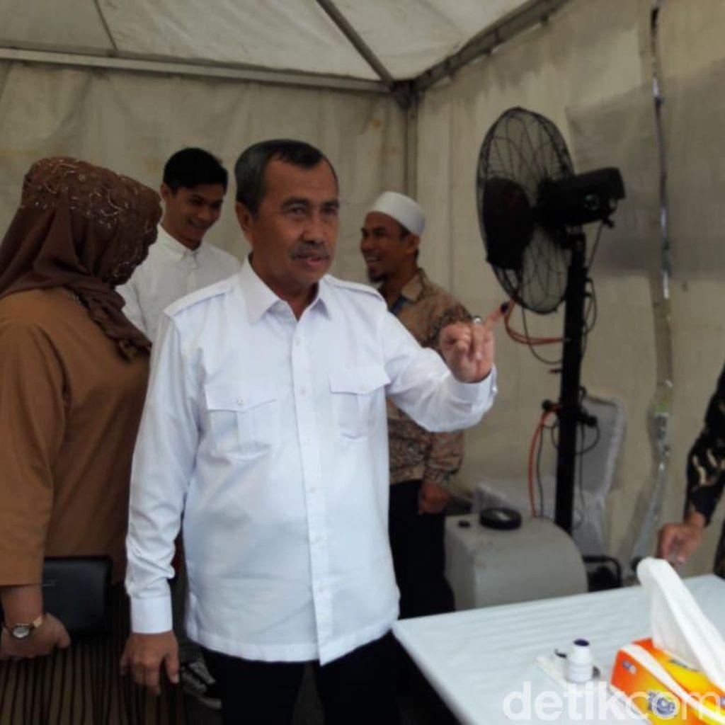 Gubernur Riau Minta Warganya Tak Ikut Aksi 22 Mei di Jakarta
