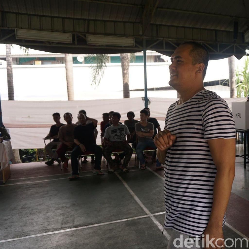3 Tahun di Penjara, Saipul Jamil Suka Dangdutan di Lapas Cipinang