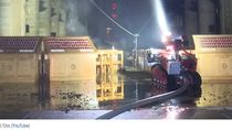 Colossus, Robot Mobil Pemadam Kebakaran Penjinak Api Notre-Dame