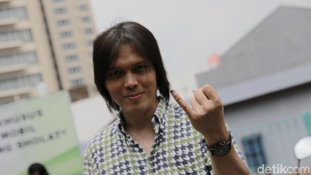 Once Mekel Kebingungan Nyoblos Caleg tapi Mantap Pilih Jokowi-Maruf