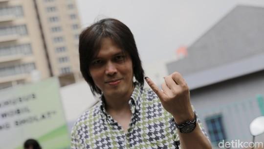 Once Nyoblos Jokowi