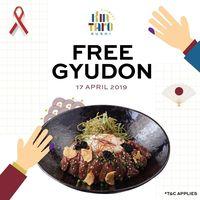 Usai Nyoblos Bisa Nikmati Promo Makan Sushi di Sini