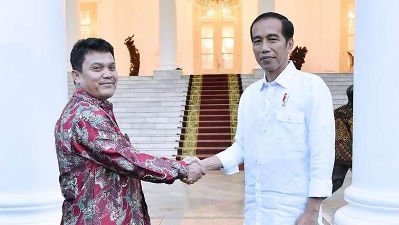 Sudrun Sugiono Heran Dipolisikan TKN, Tegaskan Postingannya Tak Hina Jokowi