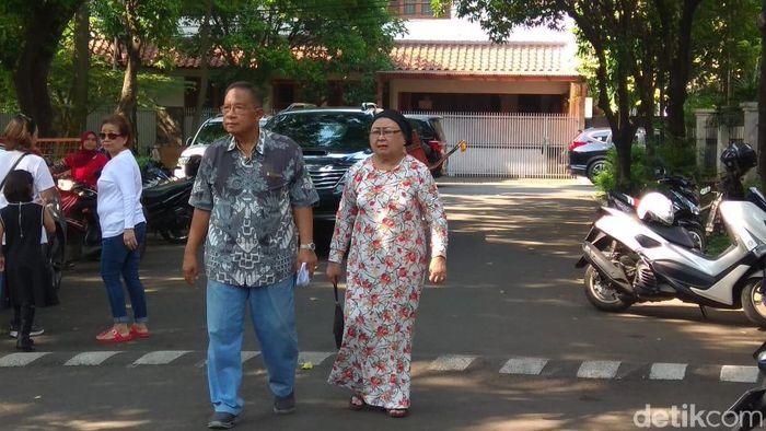 Menko Perekonomian Darmin Nasution. Foto: Trio Hamdani - detikFinance
