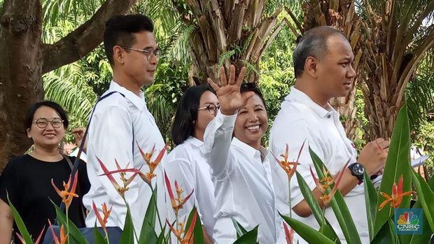 Menteri Rini: Presiden Baru Harus Majukan BUMN