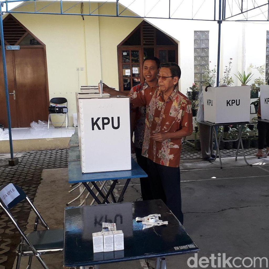 Kerja Keras Tertuntaskan, Honor KPPS Sleman Belum Sampai di Tangan