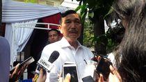 Peluang Jokowi-Prabowo Bertemu, Luhut: Bolanya Ada di Prabowo
