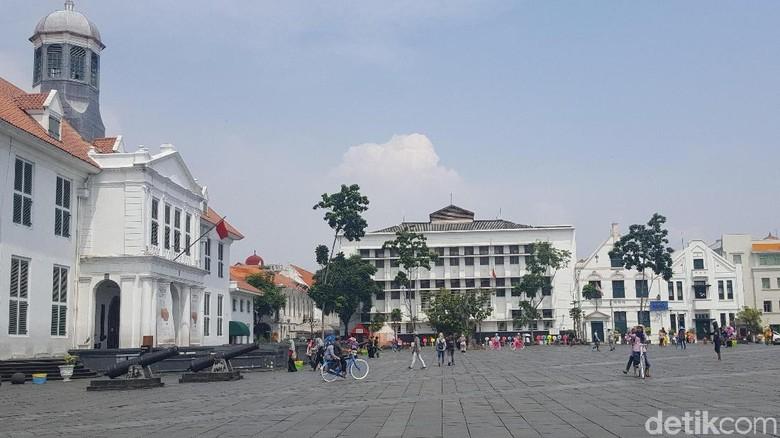 Kota Tua Jakarta yang bisa jadi tempat ngabuburit (Syanti/detikTravel)